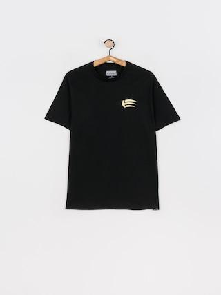T-shirt Etnies Joslin (black/gold)