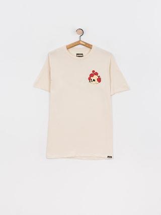 T-shirt Etnies Rose Roll (natural)