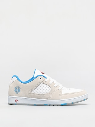Buty eS Accel Slim (white/blue/red)