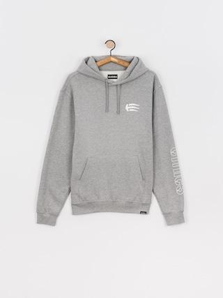 Bluza z kapturem Etnies Joslin HD (grey/white)
