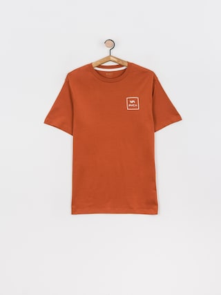 T-shirt RVCA Va All The Ways (terracota)