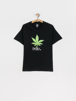 T-shirt Emerica Purple Haze (black)