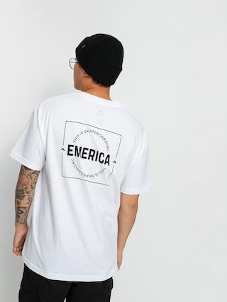 T-shirt Emerica Statement (white)