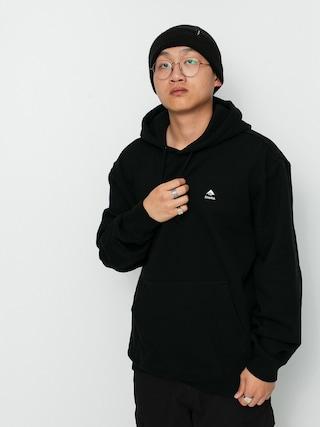 Bluza z kapturem Emerica Stacked HD (black)
