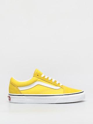 Buty Vans Old Skool (cyber yellow/true white)