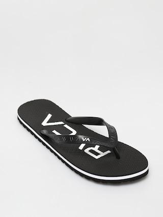 Japonki RVCA Trenchtown Sandals I (black)