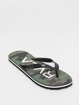 Japonki RVCA Trenchtown Sandals I (camo)