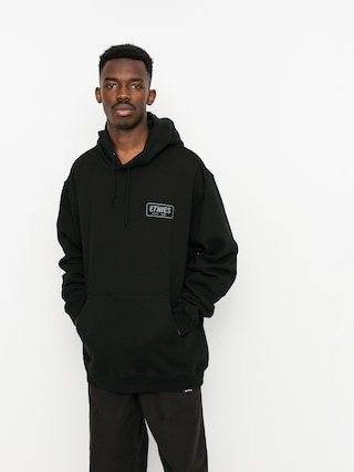 Bluza z kapturem Etnies Quality Control HD (black/charcoal)