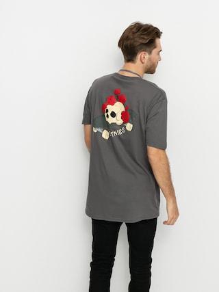 T-shirt Etnies Rose Roll (charcoal)