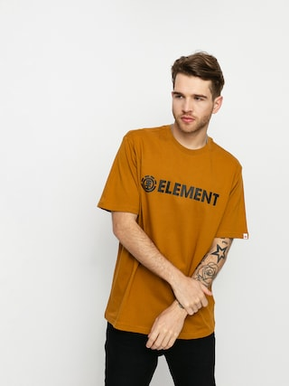 T-shirt Element Blazin (gold brown)