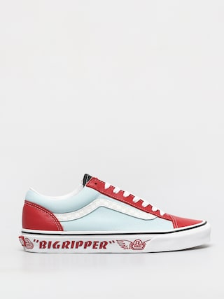 Buty Vans Style 36 (se bikes big ripper/red/plume/reflective)