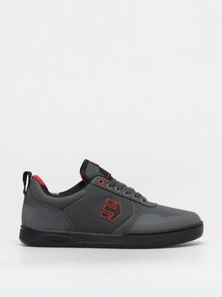 Buty Etnies Culvert (dark grey/black/ red)