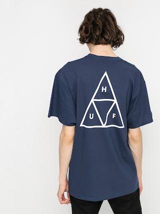 T-shirt HUF Essentials TT (navy)