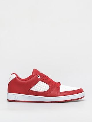 Buty eS Accel Slim (red/white)