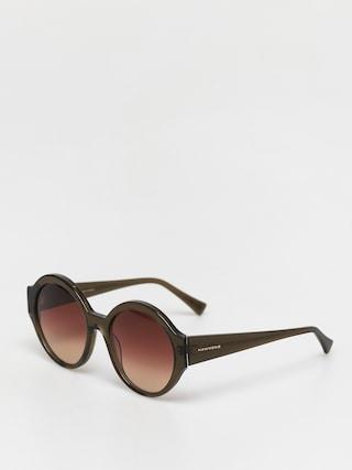 Okulary przeciwsłoneczne Hawkers Kate (olive terracota/acetato)