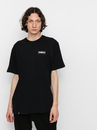 T-shirt Nervous Classic Small (black)