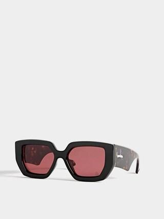 Okulary przeciwsu0142oneczne Szade Lowen (elysium blk/blkberry/cherry cola)