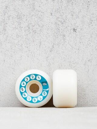 Ku00f3u0142ka Dial Tone Og Rotary Standard (white/teal)
