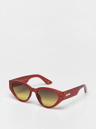Okulary przeciwsu0142oneczne Szade Kershaw (blood plum/unmellow yellow)