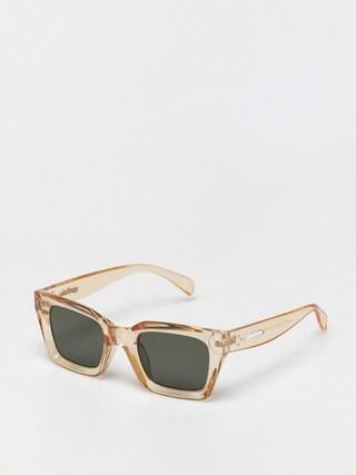 Okulary przeciwsu0142oneczne Szade Seidler (naked crystal/moss)