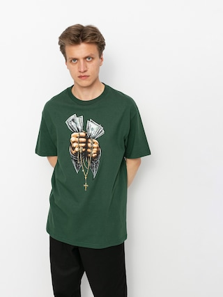 T-shirt DGK Faith (forest)