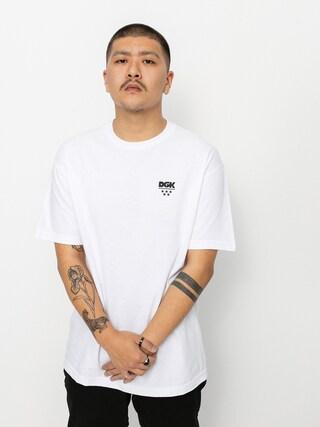 T-shirt DGK All Star Mini Logo (white)