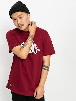 T-shirt Elade Tag (maroon)