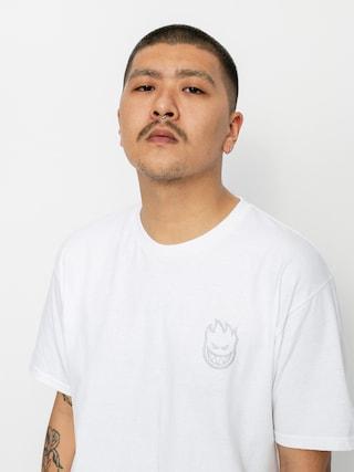 T-shirt Spitfire Lil Big Head (white/silver)