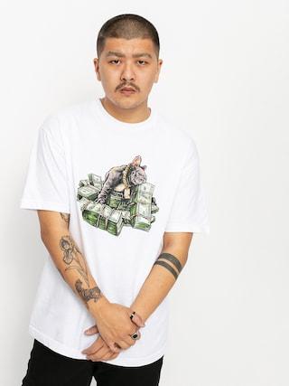 T-shirt DGK Puppy Love (white)