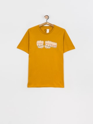 T-shirt Toy Machine Fists (ginger)