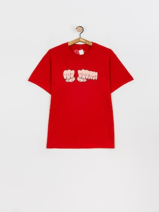 T-shirt Toy Machine Fists (red)