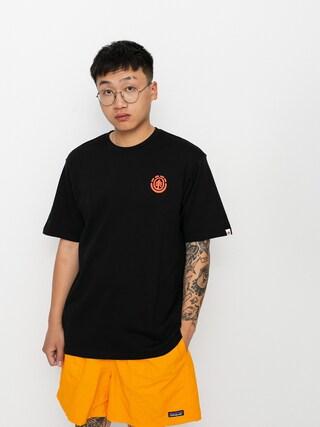 T-shirt Element Kinwood (flint black)