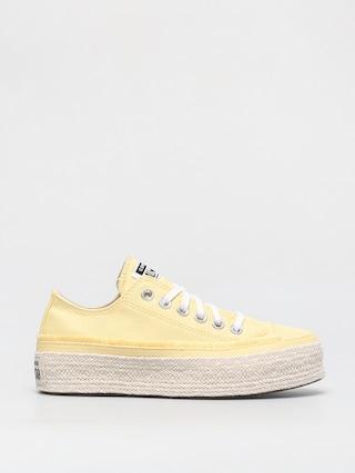 Trampki Converse Chuck Taylor All Star Espadrille Ox Wmn (yellow/navy)