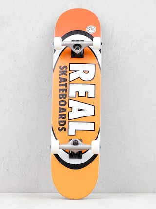 Deskorolka Real Tm Edition Oval (orange)
