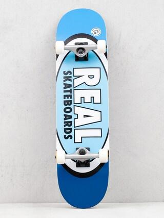 Deskorolka Real Tm Edition Oval (blue)