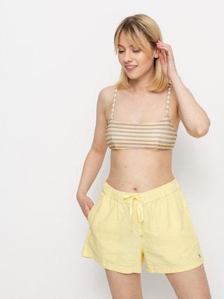 Bikini RVCA Stripe Out Bralette Wmn (creme)