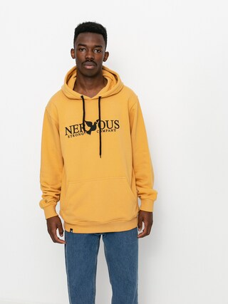 Bluza z kapturem Nervous Classic HD (yellow)