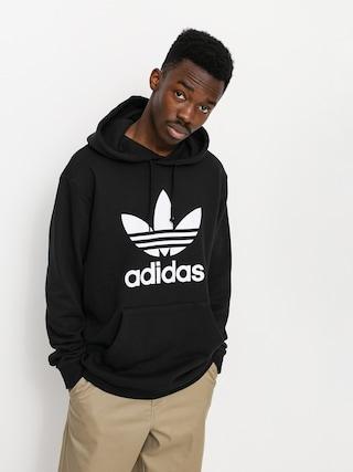 Bluza z kapturem adidas Originals Trefoil HD (black/white)