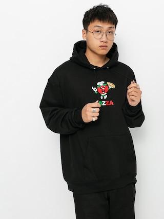 Bluza z kapturem Pizza Skateboards Tomato Chef Champion HD (black)
