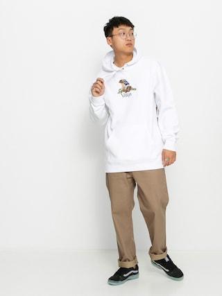 Bluza z kapturem Vans Still Life HD (white)