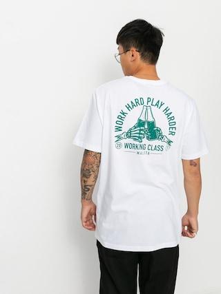 T-shirt Malita Bottles (white)