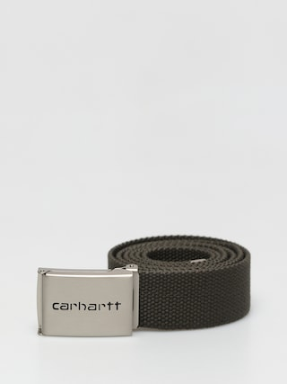 Pasek Carhartt WIP Clip Belt Chrome (cypress)