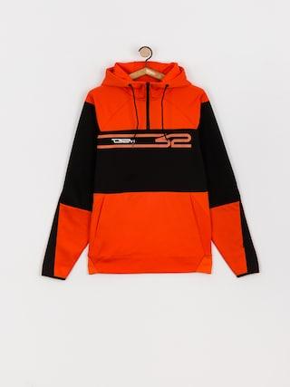 Bluza z kapturem ThirtyTwo Signature Tech HD (black/orange)