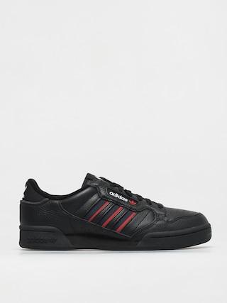 Buty adidas Originals Continental 80 Stripes (cblack/conavy/vivred)