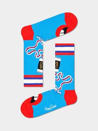 Skarpetki Happy Socks Brush Brush (blue/red)
