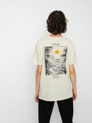T-shirt Quiksilver Silent Dusk (oatmeal)
