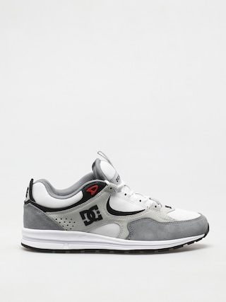 Buty DC Kalis Lite (white/armor/athletic red)