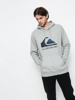 Bluza z kapturem Quiksilver Big Logo HD (athletic heather)