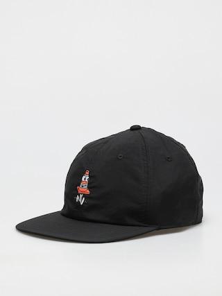 Czapka z daszkiem Nike SB Flatbill JDI Graphic (black/black)