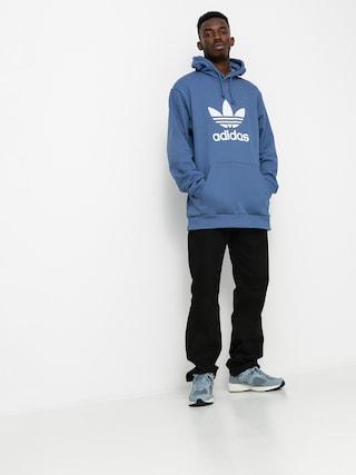 Bluza z kapturem adidas Originals Trefoil HD (creblu)